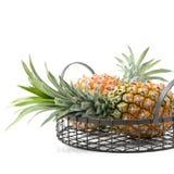 Это фото ананаса, оно сделано в Тайване Стоковые Фотографии RF