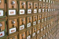Множественные почтовые отделения Стоковая Фотография RF