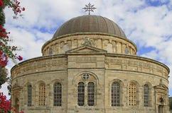 Эфиопская православная церков церковь в Иерусалиме Стоковое Изображение RF