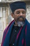 Эфиопская святейшая церемония пожара Стоковая Фотография