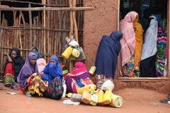 Эфиопские женщины Стоковые Изображения