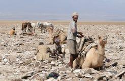 эфиопские люди Стоковое Изображение RF