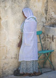 Эфиопские христианки Стоковое Изображение RF