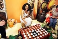 Эфиопский кофе Стоковые Изображения