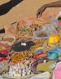 Эфиопский рынок улицы Стоковая Фотография RF