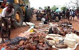 эфиопский рынок Стоковое Изображение