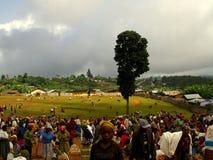 Эфиопский рынок Стоковое Изображение RF