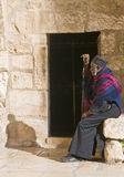 эфиопский священник Стоковая Фотография