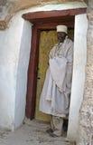 эфиопский священник 3 Стоковая Фотография
