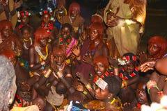 Эфиопское замужество Стоковая Фотография