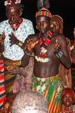 Эфиопское замужество Стоковые Изображения
