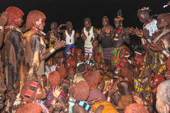 Эфиопское замужество Стоковое Изображение RF