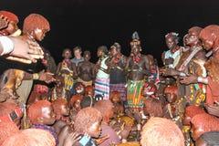 Эфиопское замужество Стоковые Изображения RF