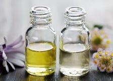 эфирное масло Стоковые Фотографии RF