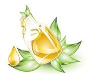Эфирное масло Стоковые Фото