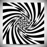 Эффекты искажения на различных картинах Геометрическое деформированное textu бесплатная иллюстрация