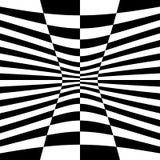 Эффекты искажения на различных картинах Геометрическое деформированное textu иллюстрация вектора