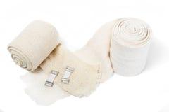 Эластичные повязки Стоковое Фото