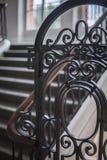 Элегантная дверь подъема Стоковая Фотография