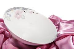 Элегантная керамическая плита Стоковая Фотография RF