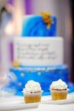 Элегантная сладостная таблица установила на партию свадьбы или события Стоковое Изображение RF