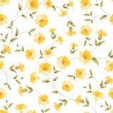 Элегантная ткань цветков бесплатная иллюстрация