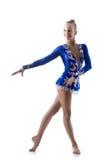 Элегантное движение танца Стоковые Изображения RF