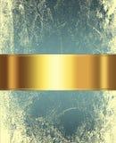 Элегантное золото и коричневая предпосылка бесплатная иллюстрация