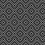 Элегантное черно-белое, предпосылка вектора Стоковая Фотография RF