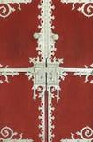 Элегантное sintra двери Стоковое Изображение RF