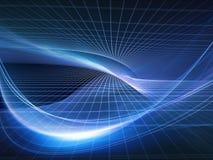 Элегантность областей фрактали Стоковое Изображение RF