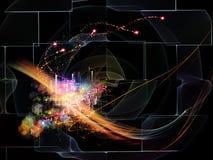 Элегантность технологии иллюстрация вектора