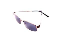 Элегантные eyeglasses человека Стоковое Фото