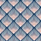 Элегантный абстрактный безшовный комплект предпосылки Стоковые Изображения RF