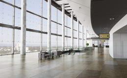 Элегантный интерьер офиса стоковое изображение