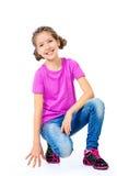 Элегантный ребенок Стоковые Фотографии RF