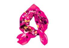 Элегантный шарф Стоковая Фотография