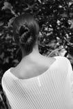Элегантный coiffure Стоковые Фото