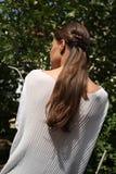 Элегантный coiffure Стоковые Изображения RF