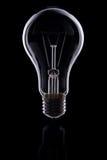 электрическая лампа Стоковое Изображение RF