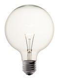 Электрическая лампочка держателя винта стоковое изображение rf