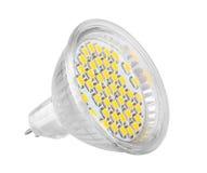 Электрическая лампочка СИД (лампа) стоковая фотография