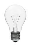 Электрическая лампочка иллюстрация вектора
