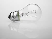Электрическая лампочка стоковое фото rf