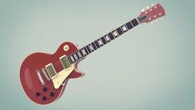 электрическая гитара Стоковые Изображения RF