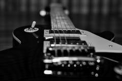 электрическая гитара стоковые фото
