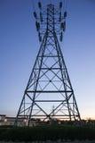электрическая гидро башня Стоковые Фото
