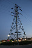 электрическая гидро башня Стоковое фото RF