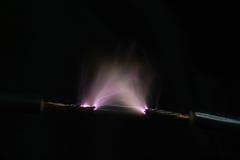 Электрическая искра Стоковое Изображение RF
