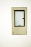 Электрическая коробка Стоковая Фотография RF